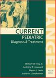 Current Pediatric Diagnosis and Treatment 9780838516249