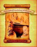 Philosophical Foundations of Education, Ozmon, Howard A. and Craver, Samuel M., 0131996258