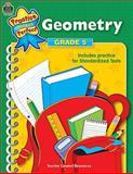 Geometry, Grade 5, Robert Smith, 0743986253