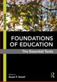 Foundations of Education, , 0415806259