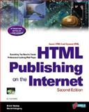 HTML Publishing on the Internet, Heslop, Brent, 1566046254