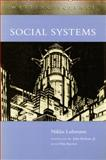 Social Systems, Niklas Luhmann, 0804726256