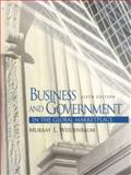 Business and Government in the Global Marketplace, Weidenbaum, Murray L., 0130806250