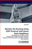 Monitor the Routing Using Ospf Protocol with down State Neighbour, Hala Helmi, 3844316256