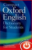 Compact Oxford English Dictionary, Oxford, 0199296251