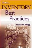 Inventory Best Practices, Bragg, Steven M., 047167625X