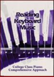 Reading Keyboard Music : College Class Piano: (Comprehesive Approach), NIELSON PRICE, REID, BAUER, 188198625X