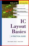 IC Layout Basics : A Practical Guide, Saint, Christopher and Saint, Judy, 0071386254