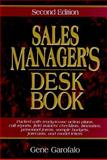 Sales Manager's Desk Book 9780132446259