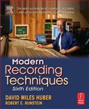 Modern Recording Techniques, Huber, David Miles and Runstein, Robert E., 0240806255