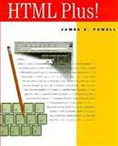 HTML Plus!, Powell, James E., 0534516262