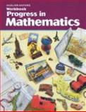 Progress in Mathematics, Grade 6, Rose Anita McDonnell and Catherine D. Le Tourneau, 082152626X