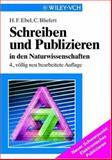 Schreiben und Publizieren in der Naturwissenschaften 4 Auflage 9783527296262