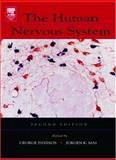 The Human Nervous System, Paxinos, George, 0125476264