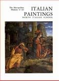 Italian Paintings, North Italian School 9780300086263