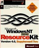Microsoft Windows NT Server Resource Kit Version 4.0 : The Information You Need to Become an Expert on Windows Nt, Microsoft Official Academic Course Staff, 1572316268