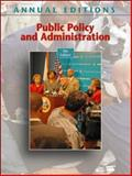 Public Policy and Administration, Balanoff, Howard, 0073516260