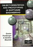 Object Orientation and Prototyping in Software Engineering, Pomberger, Gustav and Blaschek, Gunther, 0131926268