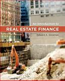 An Introduction to Real Estate Finance, Glickman, Edward, 0123786266