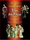 The Mikado in Full Score, Arthur Sullivan and W. S. Gilbert, 0486406261