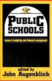 Public Schools : Issues in Budgeting and Financial Management, Augenblick, John, 0887386261
