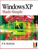 Windows XP Made Simple, McBride, P. K., 0750656263