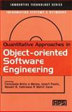 Quantitative Approaches in Object-Oriented Software Engineering, , 1903996279