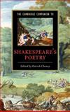 The Cambridge Companion to Shakespeare's Poetry 9780521846271