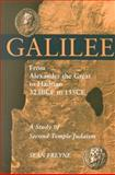 Galilee : From Alexander the Great to Hadrian 323 B. C. E. to 135 C. E.: a Study of Second Temple Judaism, Freyne, Sean, 0567086275