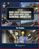 What Every Supervisor Must Know about OSHA-General : 2007, Teeples, Joe, 080801627X