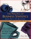The Practice of Business Statistics Companion - Statistical Quality : Control and Capability, Moore, David S. and Duckworth, William M., II, 0716796279