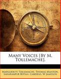 Many Voices [by M Tollemache], Marguerite Tollemache and Thomas Manton, 1141086271