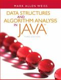 Data Structures and Algorithm Analysis in Java, Weiss, Mark A., 0132576279