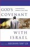 God's Covenant with Israel, Binyamin Elon, 0892216271