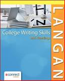 College Writing Skills with Readings, John Langan, 0078036275