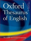 Oxford Thesaurus of English, Oxford Staff and Waite, Maurice, 0199296278