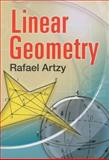 Linear Geometry, Artzy, Rafael, 0486466272
