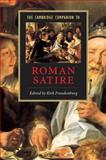 The Cambridge Companion to Roman Satire, , 0521006279