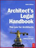 Architect's Legal Handbook : The Law for Architects, , 1856176274