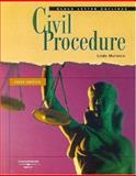 Black Letter Outline on Civil Procedure 2004, Mullenix, 0314156283