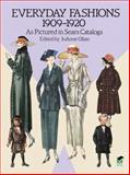 Everyday Fashions, 1909-1920, , 0486286282
