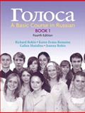 Golosa : A Basic Course in Russian Book, Robin, Richard and Evans-Romaine, Karen, 0131986287