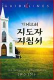 Guidelines for Leading Your Congregation 2013-2016 - Korean Ministries, Varies, 1426766289