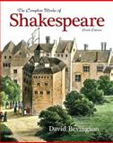 The Complete Works of Shakespeare, Bevington, David, 0205606288