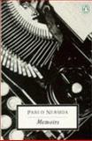 Memoirs, Pablo Neruda, 014018628X