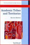 Academic Tribes and Territories : Intellectual Enquiry and the Culture of Disciplines, Becher, Tony and Trowler, Paul, 033520628X