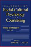 Handbook of Racial-Cultural Psychology and Counseling, Theory and Research, , 0471386286