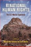 Human Rights : The U.S.-Mexico Experience, Simmons, William Paul and Mueller, Carol McClurg, 0812246284