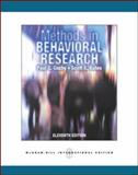Methods in Behavioral Research 11th Edition