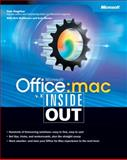 Microsoft Office V. X for Mac, Negrino, Tom and McElhearn, Kirk, 0735616280